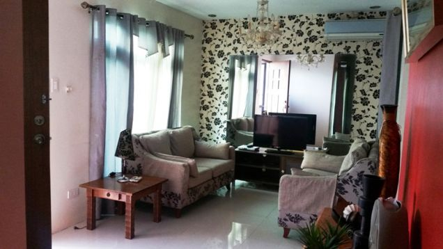 3 Bedrooms Fully Furnished House and Lot for Rent in Friendship Angeles City - 1