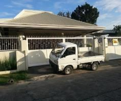 4 Bedroom Bungalow House for Rent in Angeles City - 0