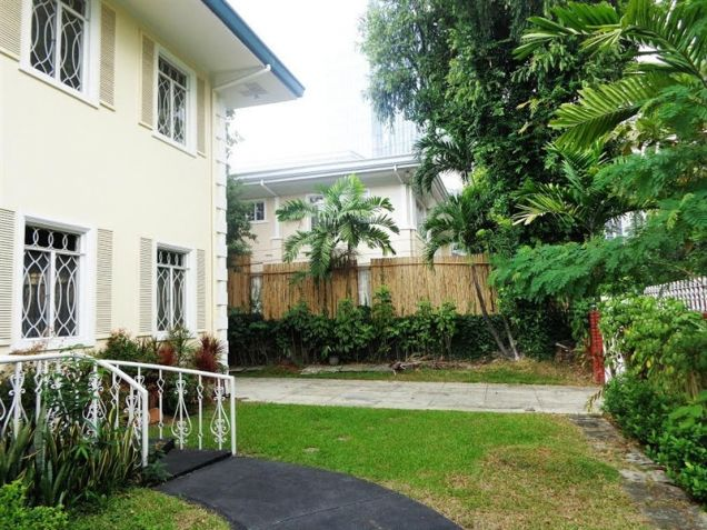 Brand New Bungalow Houses for Rent - Urdaneta Village Makati - 0