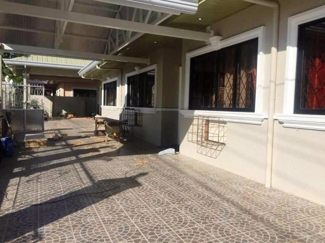 Bungalow House and Lot for rent in Friendship - 50K - 7