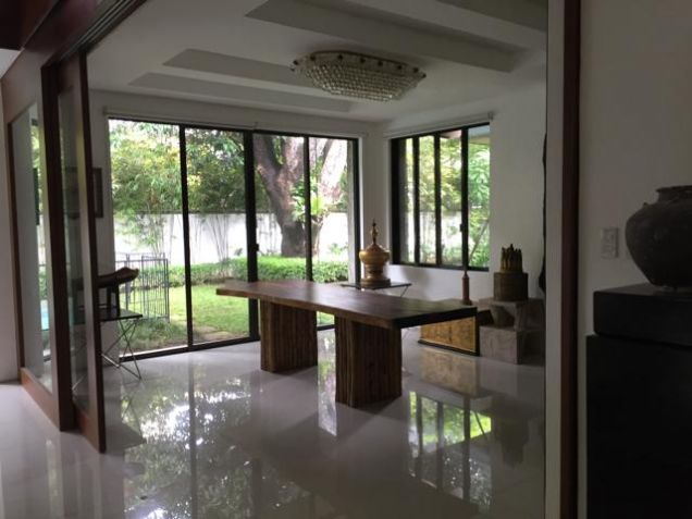 Ayala Alabang Modern House For Rent - 3