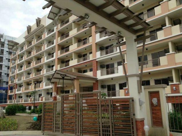 2BR RFO Condo Unit Near Eastwood Ateneo Ayala Mall LRT Resort-Type Condominium - 1