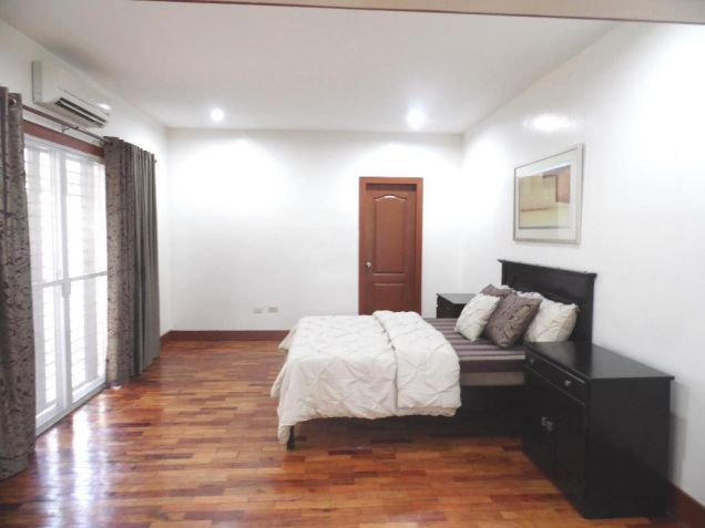 House and Lot for rent in Balibago with 3BR - 75k - 1