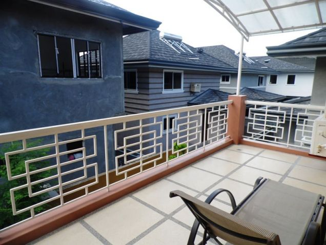 2-StoreyFurnished House & Lot For RENT In Hensonville Angeles City - 7