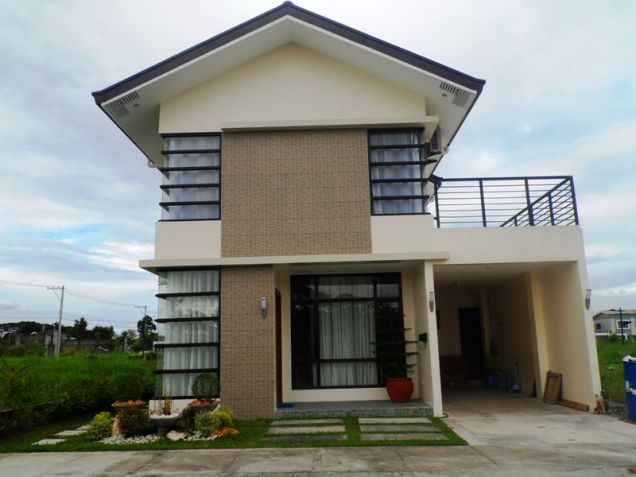 Two-Storey Furnished House & Lot For RENT Near CLARK, Angeles City - 1