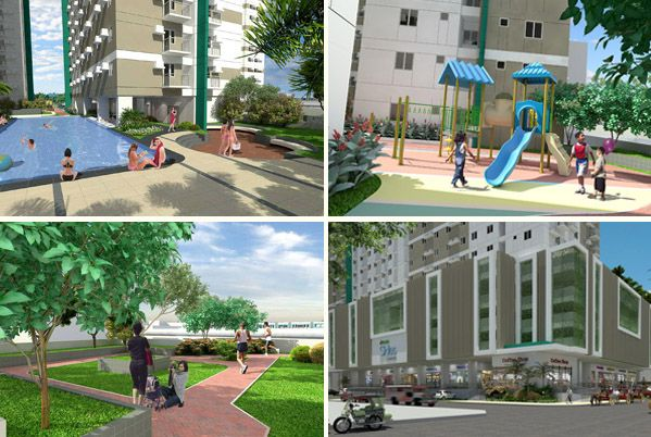 No Down payment Ready for Occupancy condo in Sta Mesa Manila nr PUP - 1