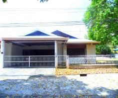 Bungalow Unfurnished House For Rent In Angeles City - 0