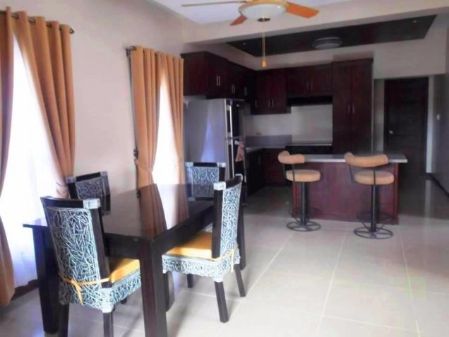 3BR Furnished House and Lot for rent near SM Clark Pampanga - P62.5k - 4