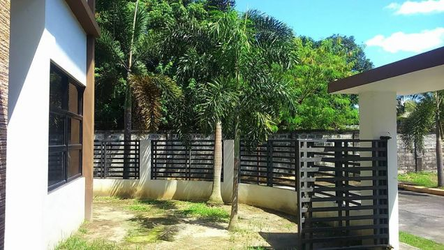 House and Lot for rent with 3BR in Angeles City - 40K - 3