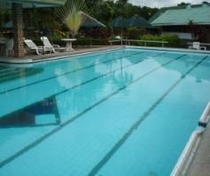 2 Bedroom Luxurious Townhouse inside a golf course in Angeles City - 80K - 6