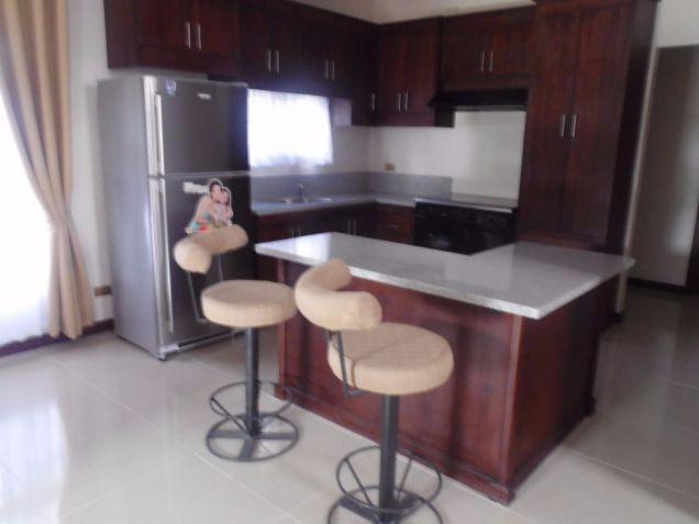 Two Storey Townhouse for rent with 3 bedrooms in Amsic - 1