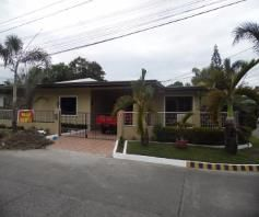 Bungalow House with 3 Bedroom for rent near SM Clark - 38K - 0