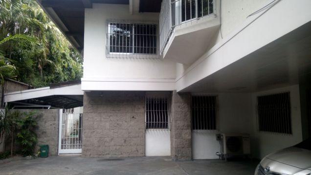Ayala alabang house for rent with pool 130k - 0