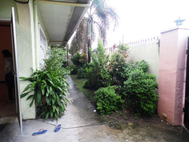 Bungalow House and Lot for Rent in Balibago Angeles City - 1