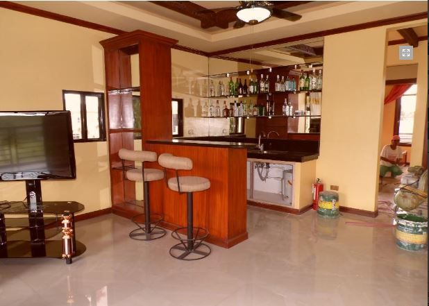 4 Bedroom fully furnished House and lot for rent near SM Clark - 5
