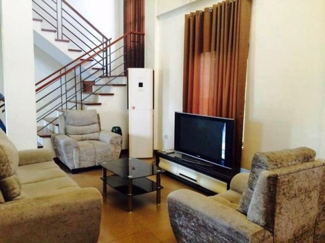 4Bedroom Fullyfurnished House & Lot For Rent In Angeles City... - 4
