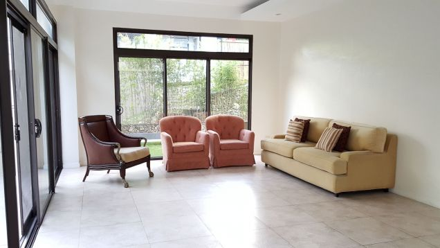 4 Bedroom House for Rent with Swimming Pool in Maria Luisa Cebu City - 0
