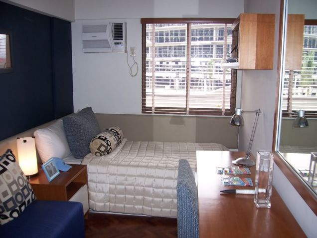 affrodable 2 bedroom condo for sale in pasig city, riverfront residences - 2