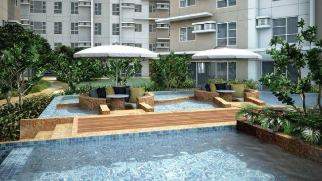 7K Monthly Studio Type Rent To Own Condo in Mandaluyong at Pioneer Woodlands - 8