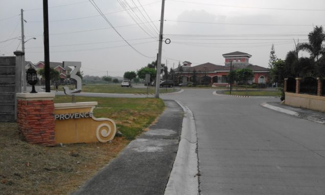 Residential lot for sale at Camella Provence, Phase 3, 750K - 2