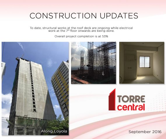 Torre Central, Studio for Sale, Manila, Phillipp Barnachea - 3