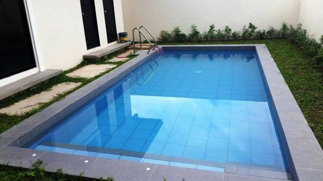 W/POOL 2-Storey House & Lot For Rent In Friendship Angeles City Very Near To CLARK - 2