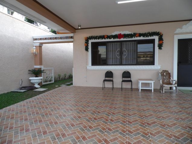 3 Bedroom House and Lot in gated subdivision for rent in Friendship -35K - 4