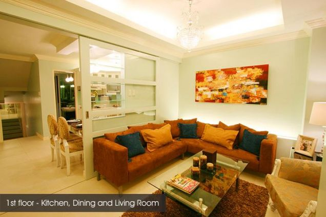 House and Lot For Rent in Guadalupe Cebu, Fully Furnished - 2