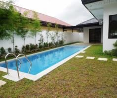 Bungalow House with swimming pool for rent in Angeles City - 100K - 4