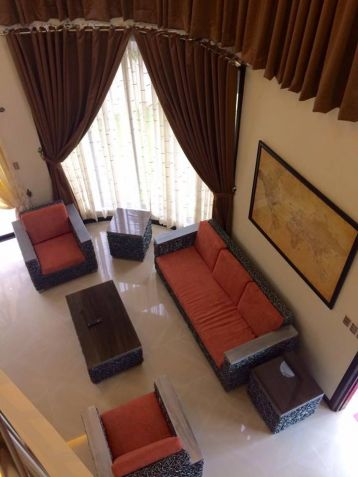 3 Bedroom Furnished Modern House and Lot for Rent - 0