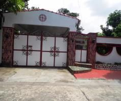 Bungalow House and Lot for Rent in Angeles City Near SM Clark - 0