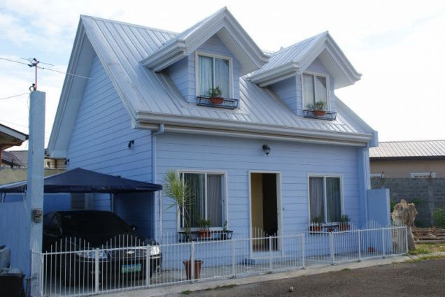 3 BR Furnished House for Rent in Peninsula Place Subdivision, Lapu Lapu - 0