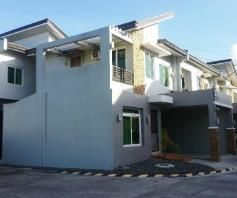 3 Bedroom Furnished Townhouse for RENT in Friendship Angeles City - 0