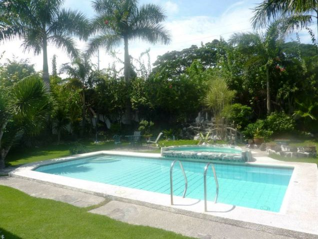 Fully Furnished ! Elegant House with pool For Rent - P150K - 2