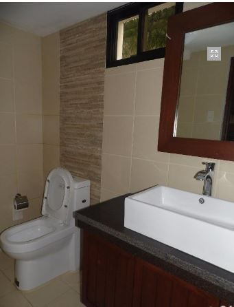 For Rent Fully Furnished House and lot with 4 Bedrooms - 3