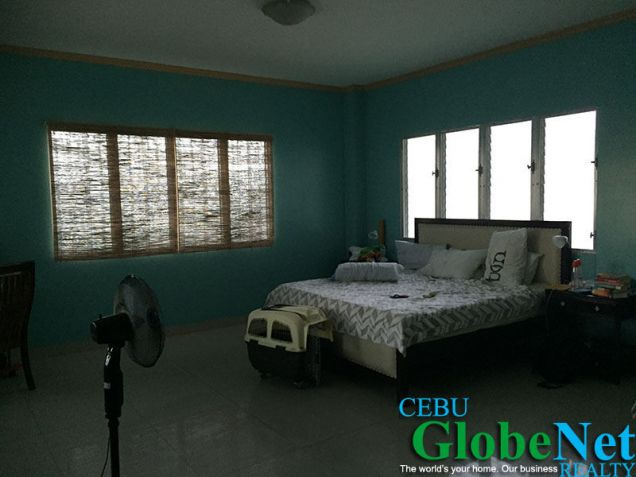 House and Lot, 4 Bedrooms for Rent in Silver Hills, Cebu - 6