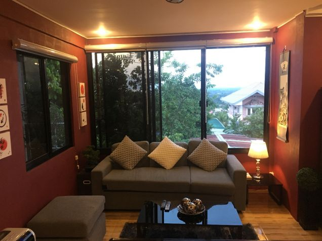 Fully Furnished 2 Bedroom, 70sqm Floor, 200sqm Lot, 1 T&B, Maid's room with T&B, Apartment, GSIS Heights, Matina, Davao City - 0
