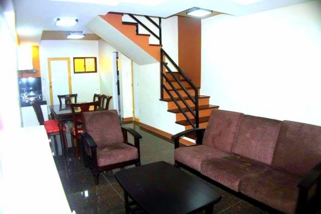 Affordable Furnished Townhouse For Rent In Angeles City - 8