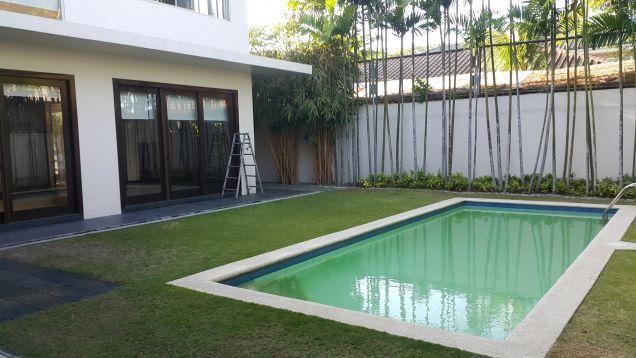 House and lot for lease at Ayala Alabang Village - 4
