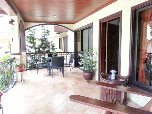 3 Bedroom House with Swimming Pool for Rent in Cebu Maria Luisa Park - 5
