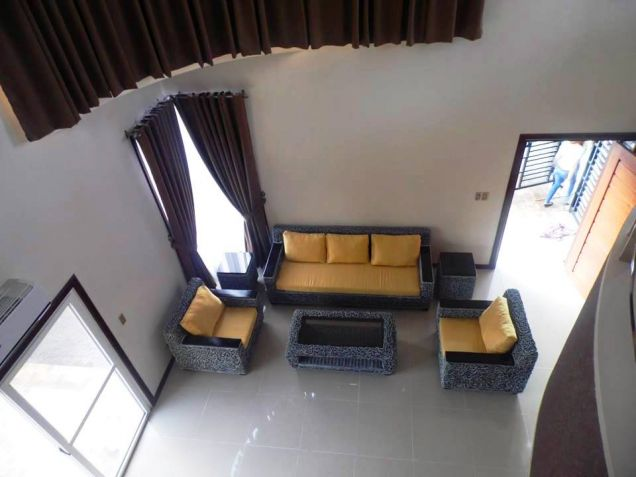 Brandnew - Modern House with 3 Bedrooms for Rent in Hensonville Angeles City - 3