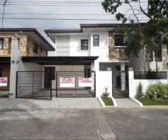 2 Storey House and Lot with Swimming Pool for Rent in Friendship Angeles City - 0