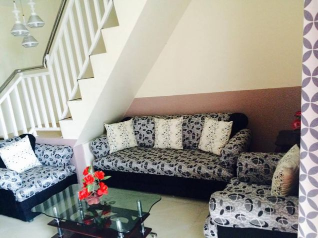 2 Bedroom furnished apartment is located in Malabanias, Angeles City, Pampanga. - 1
