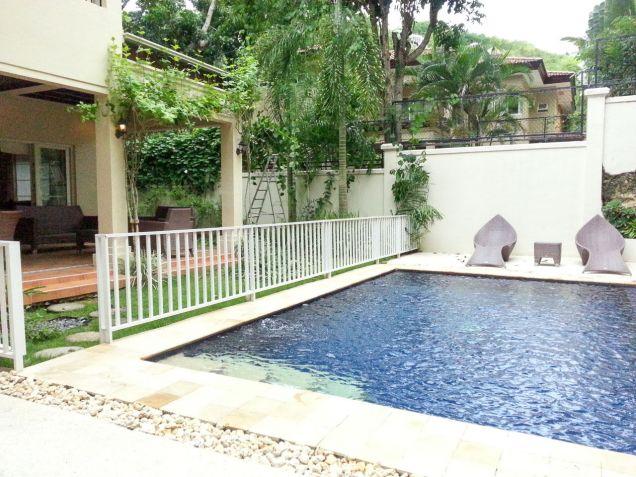 3 Bedroom House with Swimming Pool for Rent in Maria Luisa Cebu City - 0