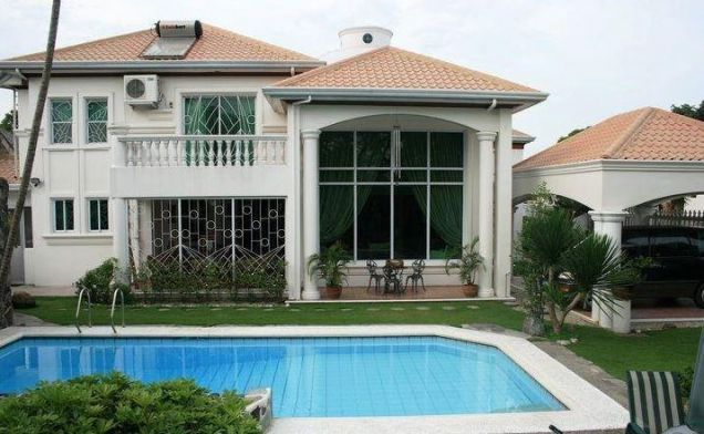 Fabulous Fully Furnished HOUSE with pool For Rent ! @150k - 4