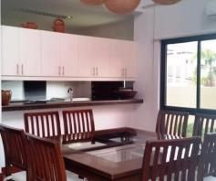 4 Bedroom furnished house with swimming pool for rent - P120K - 7