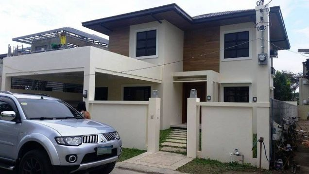 W/POOL 2-Storey House & Lot For Rent In Friendship Angeles City Very Near To CLARK - 0