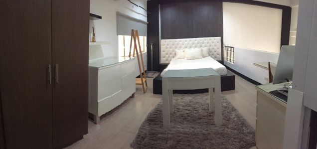 Tuscany 1 Bedroom Loft Condo Mckinley Hill For Sale with Parking - 2