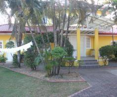 W/Pool & Huge Garden House & Lot For RENT In Dau Mabalacat,Pampanga - 8