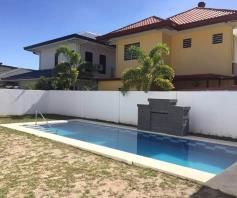 2 Storey House with Swimming pool for rent - 80K - 7